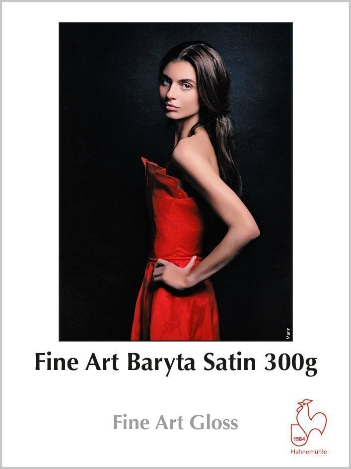 Carta Fine Art Baryta Satin 300g
