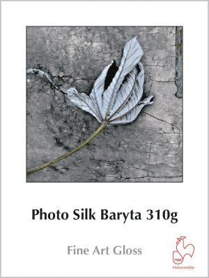 Carta Hahnemuhle Photo Silk Baryta 310g