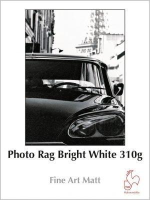 Carta Hahnemuhle Photo Rag Brite White 310g