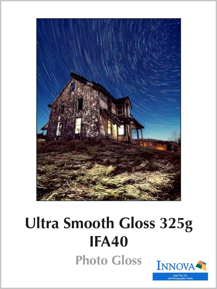 Carta Ultra Smooth Gloss 325g IFA40