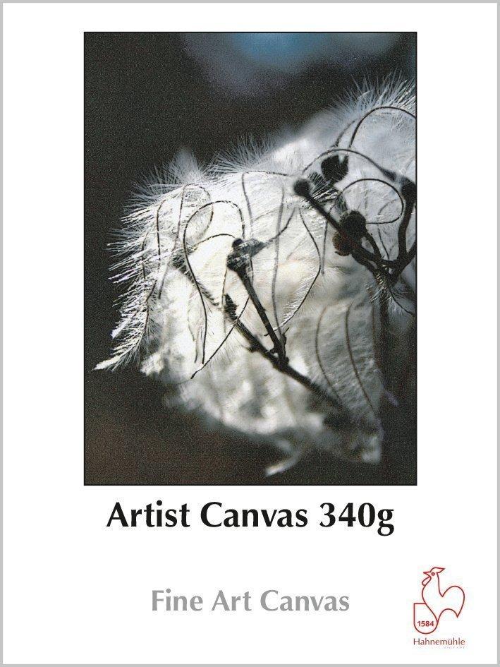 Hahnemuhle Artist Canvas 340g
