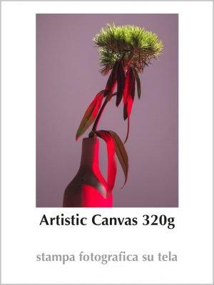 Artistic Canvas 320g con Telaio da 2cm