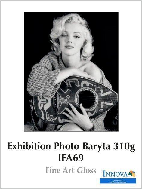 Carta Innova Exhibition Photo Baryta 310g - IFA 69